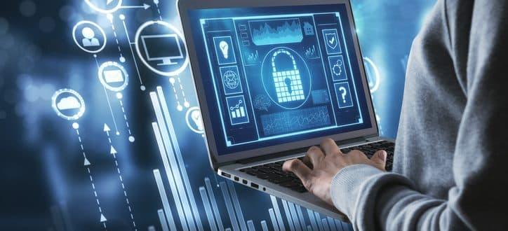 Secure-laptop